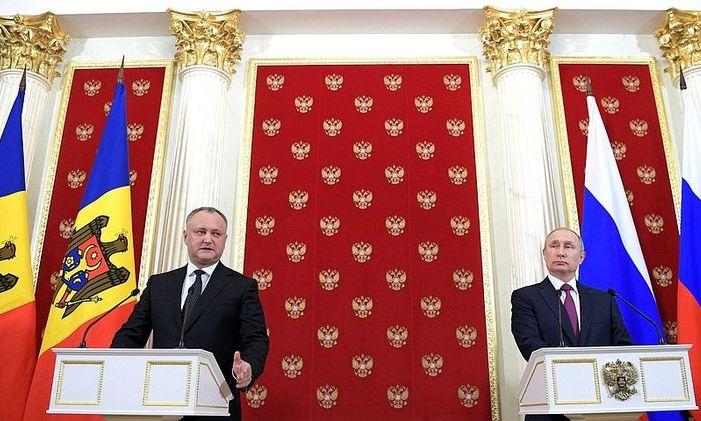 """6,5 miliarde de dolari!!! Igor Dodon: """"datoria Transnistriei fata de Gazprom trebuie inclusa in """"datoria totala"""" a Republicii Moldova"""""""