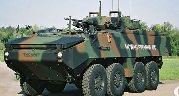 Armata Română – nouă comandă pentru achiziția de vehicule blindate Piranha III