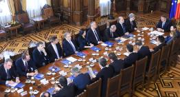 Video: Președintele Klaus Iohannis a declanșat procedura pentru organizarea referendumului privind justiția