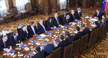 Bugetul pentru instituțiile din domeniul securității naționale se dezbate în ședința CSAT