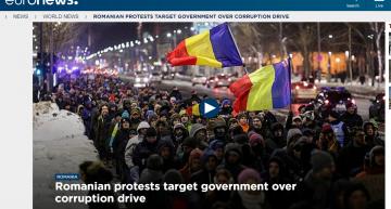 Protestele de miercuri seară din România nu au trecut neobservate de presa internațională