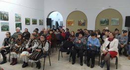 """Conștienți de trecutul care este un factor idenditar, la Vatra Dornei, """"Pro Basarabia și Bucovina"""" a marcat împreună cu profesorii și elevii dorneni """"Începutul României moderne"""" – 24 Ianuarie 1859"""