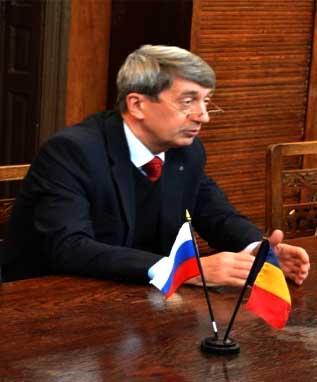 Ambasadorul Rusiei, despre proteste: Evenimentele recente nu oferă un teren favorabil pentru un dialog româno-rus