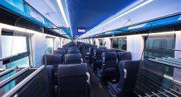 Foto-Video: Noul tren de lux pe ruta Bucuresti – Arad