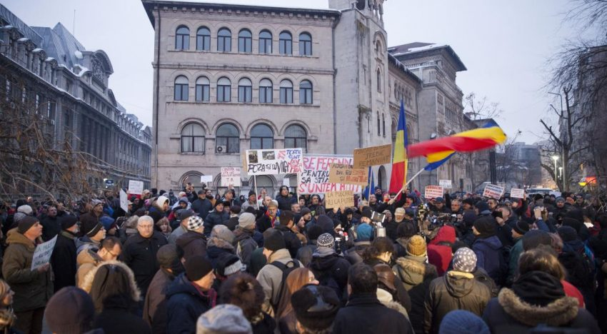 Live Cluj și Timișoara! Zeci de mii de români protestează în marile orașe ale țării împotriva ordonanței grațierii și amnistiei – 29 ianuarie