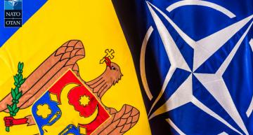 NATO deschide un nou birou la Chișinău cu toată opoziția lui Igor Dodon