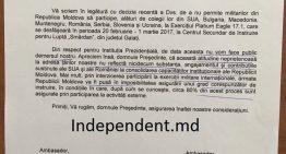 """Igor Dodon consideră că SUA și România sunt """"SATE"""" și nu are nevoie de """"LECȚII""""! Obrăznicia lui Dodon a primit replica Ambasadelor României și SUA la Chișinău"""