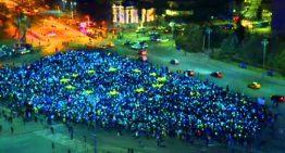 LIVE! A 27-a zi de protest in Piata Victoriei – Operațiunea Steagul UE