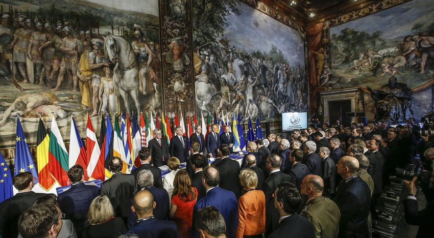 """60 de ani de la Tratatul UE. """"Ne-am unit pentru mai bine"""". Klaus Iohannis a triumfat la Roma! Ce a câștigat România?"""