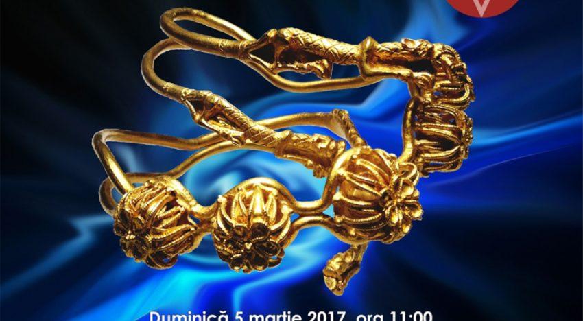 """""""AURUL  ŞI ARGINTUL ANTIC AL ROMÂNIEI"""" – cea mai mare şi valoroasă expoziţie organizată în România în ultimele decenii"""
