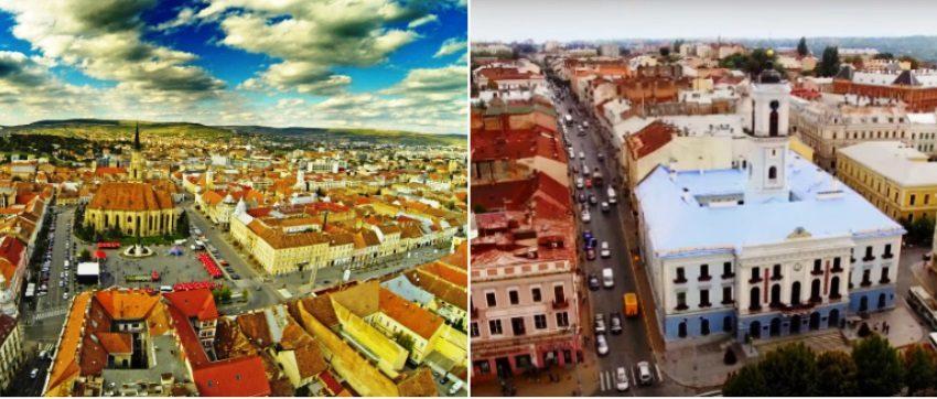 Orașele Cluj Napoca și Cernăuți se vor înfrăți