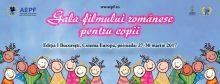"""""""Gala filmului românesc pentru copii"""", un veritabil maraton de încurajare a micuților cinefili să aprecieze filmul românesc"""