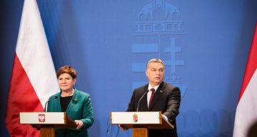 Ungaria torpilează Polonia: RUPTURĂ în grupul de la Vișegrad