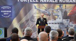 1500 de militari, 17 nave militare și un elicopter Puma Naval participă la exerciții NATO de amploare în Marea Neagră