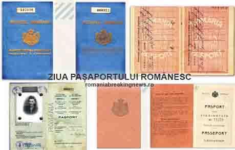 19 martie – Ziua Pașaportului Românesc. Incursiune foto prin istoria documentelor de călătorie românești