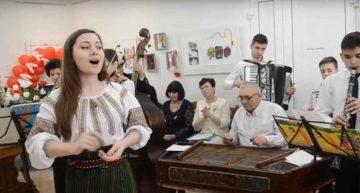Video/Consulatul General al României la Cernăuţi: Sărbătoarea Mărțișorului, trăită cuprofundă simțire românească, la Cernăuți,capitala Bucovinei Istorice