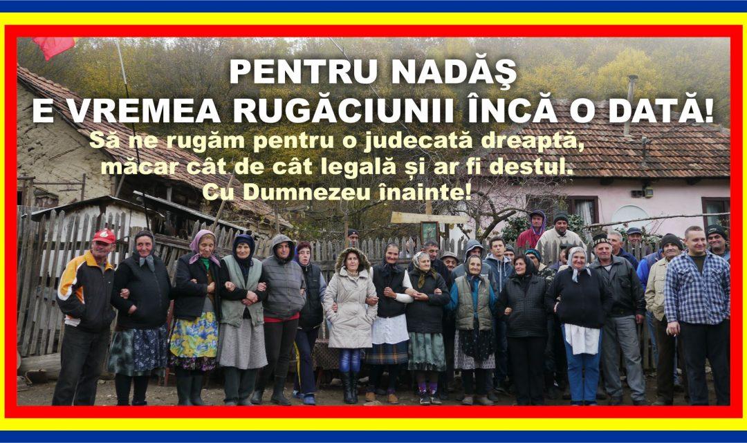 NADĂȘ ESTE ROMÂNIA – CAZUL NADĂȘ ESTE CAZUL ROMÂNIEI ÎN MINIATURĂ!