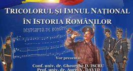 """Video: Dezvăluiri Incredibile la Conferința """"Tricolorul și Imnul Național în Istoria Românilor"""", la București"""