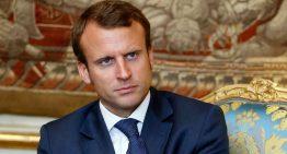 Emmanuel Macron: Franța nu va recunoaște anexarea Crimeei de către Rusia!