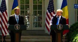 """Video / Moment culminant pentru România și Klaus Iohannis: prima conferinţă la Casa Alba pentru un preşedinte român din ultimii 30 de ani.Trump: """"Sunteți un aliat adevărat, o țară minunată!"""""""