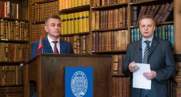 UP-DATE! Vadim Krasnoselskii pretinsul președinte al regiunii transnistrene a fost primit la Londra!