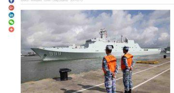 China își deschide prima bază militară lângă Africa la Djibouti, unde se află un important post de ascultare al unei superputeri pentru lumea arabă