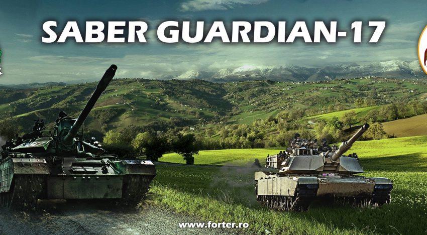 A început cel mai amplu exercițiu militar al ultimelor decenii din România – Saber Guardian 2017