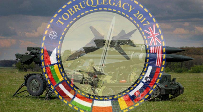 La Baza Militară Mihail Kogălniceanu a început desfășurarea exercițiului multinațional TOBRUQLEGACY 17