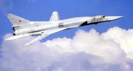 Două bombardiere strategice rusești Tu-22 Backfire interceptate de un avion de la Baza Kogălniceanu