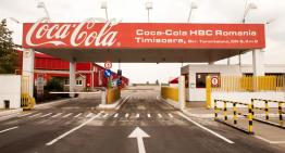 Coca-Cola HBC Romania investeste sapte milioane de euro in fabrica din Timisoara.