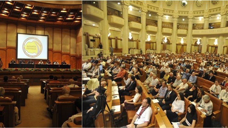 Pro Basarabia și Bucovina, cu optimism și încredere la crearea ALIANȚEI PENTRU CENTENAR