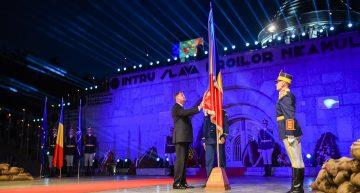 Triumful istoric de la Mărăşeşti, împreună cu victoriile de la Mărăşti şi Oituz, ne-au salvat fiinţa statală, ne-au redat demnitatea de a exista ca naţiune şi au renăscut speranţa în Marea Unire