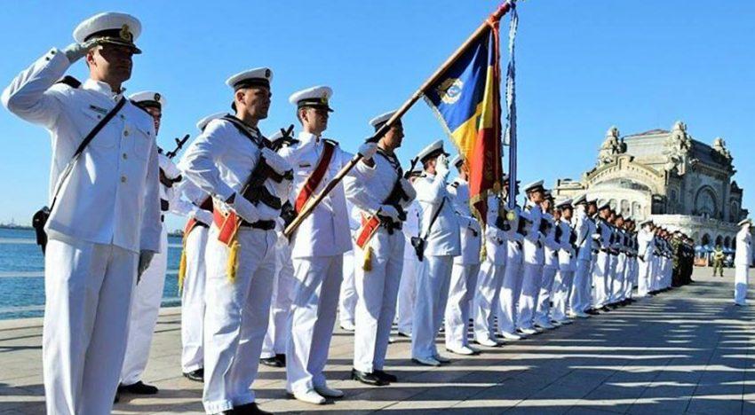 Ziua Marinei Române aniversată într-o zonă cu o importantă strategică în prezența președintelui Klaus Iohannis