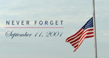 """Video: 16 ani de la atentatele de la 11 septembrie 2001. """"America nu poate fi intimidată"""" –Donald Trump"""