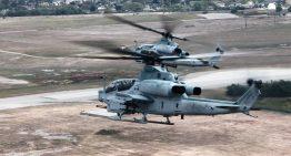 """Foto / 45 de AH-1Z Viper """"Made in România"""" pentru sprijinul aerian al Forţelor Terestre Române"""