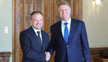 Interconectarea în domeniul energetic și reglementarea dosarului transnistrean, cheia întâlnirii președintelui Iohannis cu președintele Parlamentului RM, Adrian Candu