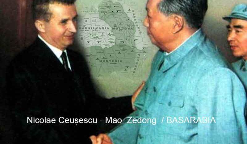 China și Mao Zedong, sprijin pentru România în chestiunea Basarabiei! În 1964, ambasada Chinei de la Bucureşti difuzează o hartă a României cuprinzând şi Basarabia!