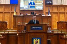 Deputat român, solicită Guvernului să intervină pentru salvarea, restaurarea și reinstalarea în municipiul Oradea a statuii lui Emanuil Gojdu