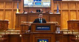 Declaraţie politică privind gestul de solidaritate al fruntaşilor comunităţii ucrainene din România cu românii din Ucraina