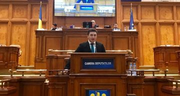 Deputatul Constantin Codreanu (PMP), solicită deschiderea ICR la Bălți, la Cahul și în statele cu minorități istorice românești