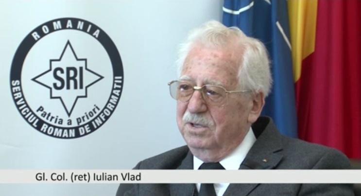 A murit Iulian Vlad, ultimul şef al Departamentului Securității Statului. Cu o zi înainte să moară, la Târgu Jiu, a făcut pentru prima oară public declarații despre evenimentele din 1989