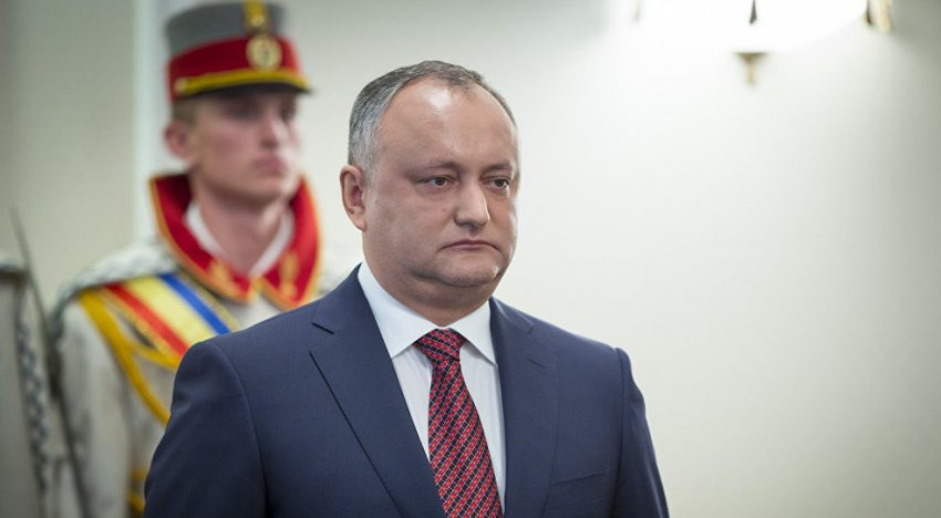 Ministerul Apărării Republicii Moldova rămâne fără șef, după ce președintele Igor Dodon a respins pentru a doua oară o candidatură.