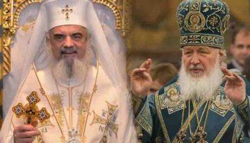 RĂZBOIULORTODOXIEI și vizita a Patriarhului Kirill al Moscovei și al Întregii Rusii la București. Un război pentru sufletele noastre…