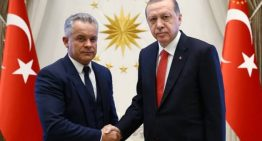 Ankara / Vlad Plahotniuc și Recep Erdogan au stabilit un nou nivel al cooperării turco-moldovene