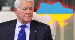 Declaraţie comuna de reafirmare a sprijinului pentru integritatea teritorială a Ucrainei, semnată de ministrul român de externe