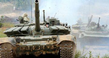 Exercițiul militar rus Zapad17, debutează joi! Ce date se cunosc despre exercițiul care îngrijorează Europa?
