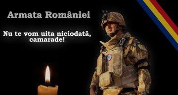 Armata României a mai pierdut un camarad în urma unui atac asupra unei patrule românești care executa o misiune în regiunea Kandahar din Afganistan.