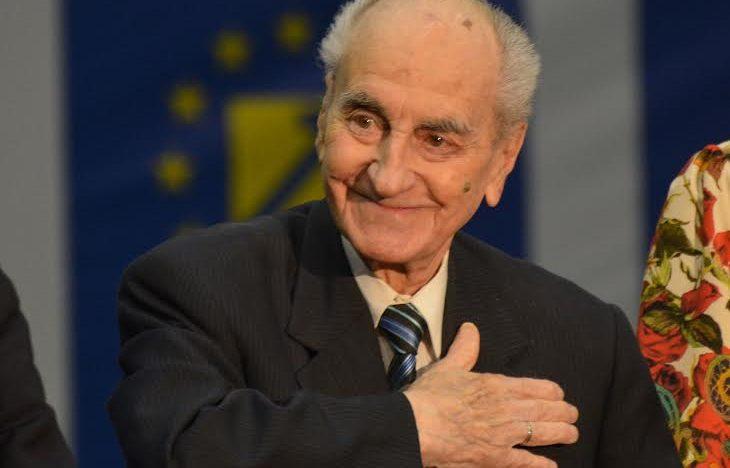 Preşedintele de onoare al PNL, Mircea Ionescu Quintus, a murit, vineri, la vârsta de 100 de ani.