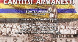 Actualizare video / Întâlnire cu muzica aromânilor de la sud de Dunăre la Clubul Țăranului Român