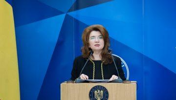Delegație a etnicilor români din Ucraina în vizită la Ministrul pentru românii de pretutindeni, Andreea Păstîrnac